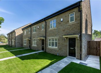 Thumbnail 3 bed town house for sale in Barfield Court, Britannia Road, Morley, West Yorkshire