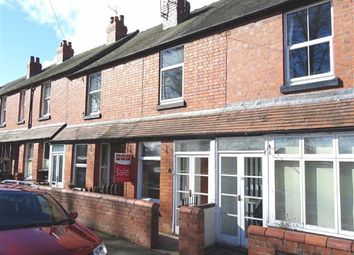 Thumbnail 2 bed terraced house for sale in 16, Jennings Road, Oswestry, Shropshire