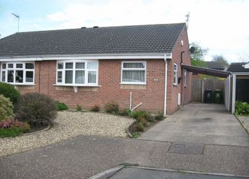 Thumbnail 2 bed bungalow to rent in Lark Way, Bradwell, Great Yarmouth