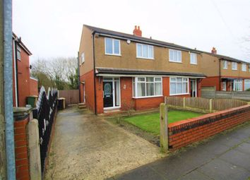 Thumbnail 3 bedroom semi-detached house for sale in Crescent Road, Great Lever, Bolton