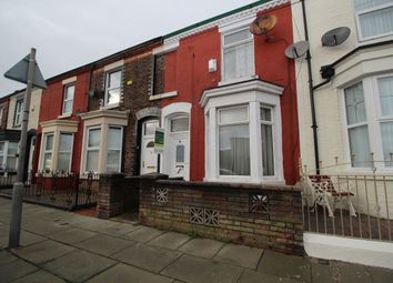 Thumbnail 3 bed terraced house for sale in Park Hill Road, Liverpool
