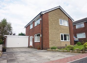 Thumbnail 4 bedroom detached house to rent in Marnland Grove, Ladybridge, Bolton