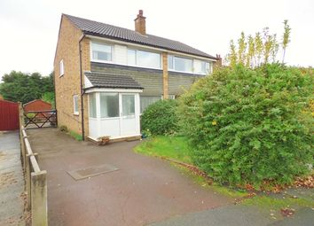 Thumbnail 3 bed semi-detached house for sale in Claughton Avenue, Clayton-Le-Woods