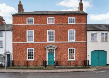 Thumbnail 5 bedroom town house for sale in High Street, Kibworth, Leicester