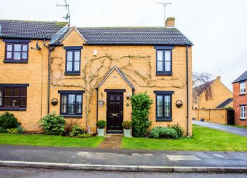 Thumbnail 3 bed semi-detached house for sale in Warkworth Close, Banbury