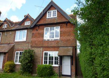 Thumbnail 2 bed property to rent in Yapton Road, Barnham, Bognor Regis