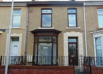 Thumbnail 4 bed terraced house for sale in Great Western Terrace, Llanelli, Carmarthenshire