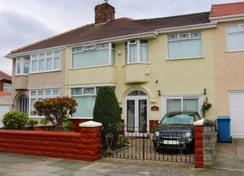 Thumbnail 4 bed terraced house for sale in Almonds Grove, Liverpool