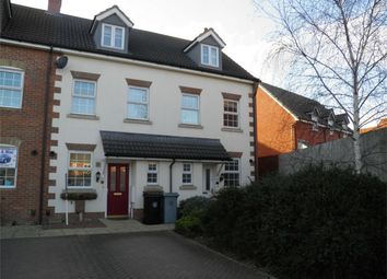 Thumbnail Terraced house to rent in Ravel Close, Stamford, Lincolnshire