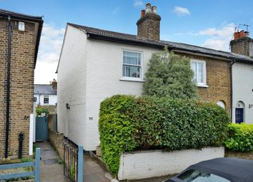 Thumbnail 2 bed end terrace house for sale in Cleaveland Road, Surbiton