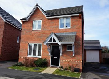 Thumbnail 4 bed detached house for sale in Beeby Way, Broughton