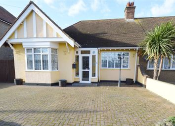 Thumbnail 2 bed semi-detached bungalow for sale in Tudor Gardens, Shoeburyness, Southend-On-Sea, Essex