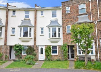 Thumbnail 4 bedroom town house for sale in Burgoyne Road, Southsea, Hampshire