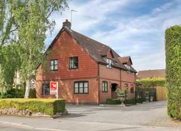 Thumbnail 4 bed detached house for sale in Main Street, Thornton, Coalville