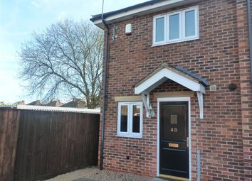 Thumbnail 2 bed property to rent in Wye Street, Alvaston, Derby