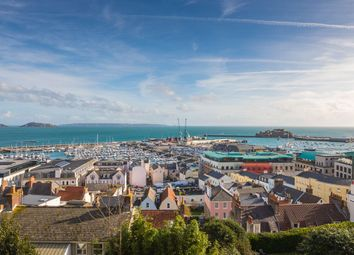 Thumbnail 3 bed detached house to rent in Les Cotils, St. Peter Port, Guernsey