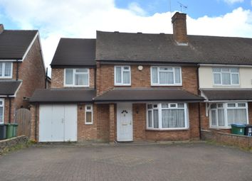 Thumbnail 5 bedroom semi-detached house for sale in Westlea Avenue, Garston, Watford
