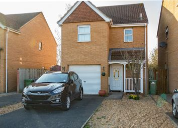 Thumbnail 3 bedroom detached house to rent in Nightal Drive, March