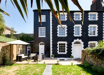 Thumbnail 3 bed end terrace house for sale in St. James's Place, Brighton, East Sussex