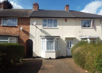Thumbnail 3 bed end terrace house for sale in Linford Grove, Birmingham, West Midlands