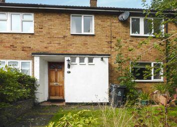 Thumbnail 3 bed terraced house for sale in Mandeville, Stevenage