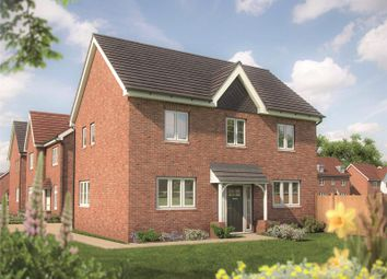 Thumbnail 4 bed detached house for sale in Hyde End Road, Shinfield, Berkshire
