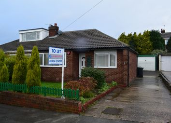 Thumbnail 2 bed semi-detached bungalow to rent in Haigh Moor Crescent, Tingley, Wakefield