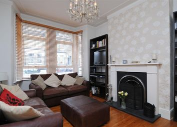 Thumbnail 4 bedroom terraced house to rent in Munster Road, London
