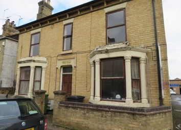 Thumbnail 1 bedroom flat to rent in Star Road, Peterborough