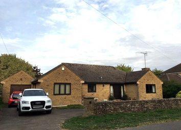 Thumbnail 3 bed detached bungalow for sale in Seaton Road, Glaston, Oakham