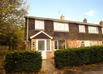 Thumbnail 3 bed end terrace house for sale in Downs Way, East Preston, West Sussex
