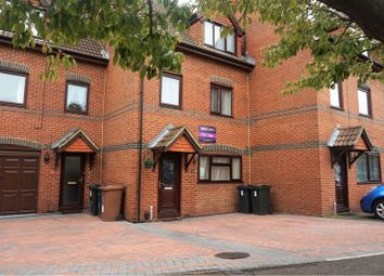 Thumbnail 4 bed town house for sale in Longacre Road, Ashford