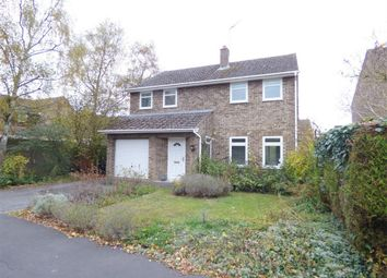Thumbnail 4 bed detached house for sale in Redwell Close, St. Ives, Huntingdon