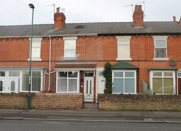 Thumbnail 2 bed terraced house for sale in Piccadilly, Bulwell, Nottingham