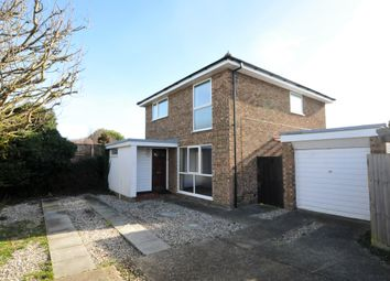 Thumbnail 4 bed detached house to rent in Tower Close, Bassingbourn