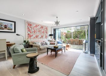 Thumbnail 3 bedroom flat for sale in Comyn Road, London