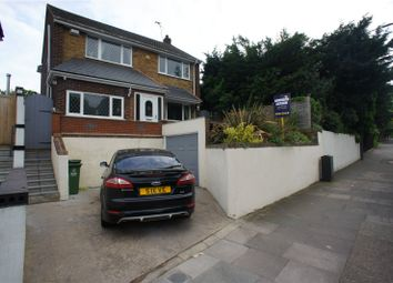 Thumbnail 3 bed detached house for sale in Woolwich Road, Upper Abbey Wood, London
