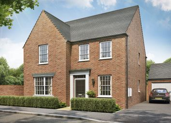 """Thumbnail 4 bed detached house for sale in """"Holden"""" at Gospel End Road, Sedgley, Dudley"""