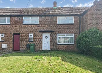 Thumbnail 2 bed terraced house for sale in Laburnum Avenue, Kingshurst, Birmingham