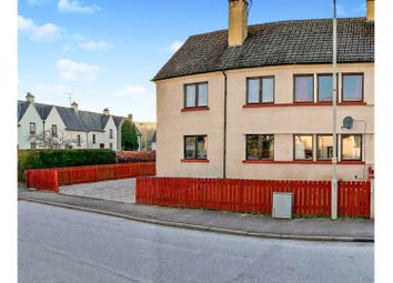 Thumbnail 3 bed flat for sale in Simpson Place, Dingwall
