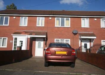 Thumbnail 3 bedroom end terrace house for sale in Severn Road, Bloxwich, Walsall