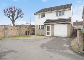 Thumbnail 4 bed detached house for sale in Thatchers Close, St George, Bristol