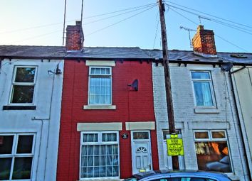Thumbnail 2 bedroom terraced house to rent in Rider Road, Sheffield