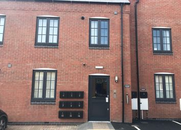 Thumbnail 1 bed flat to rent in Co-Op Close, Barwell, Leicester
