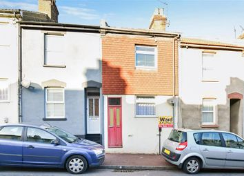 Thumbnail 3 bed terraced house for sale in Castle Road, Chatham, Kent