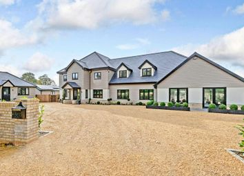Thumbnail 5 bed detached house to rent in Woodside House, Woodside Green, Gt Hallingbury, Essex