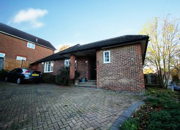Thumbnail 4 bed detached bungalow for sale in Beechwood Road, Woking, Surrey