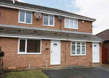 Thumbnail 2 bed terraced house for sale in Rowntree Way, North Shields