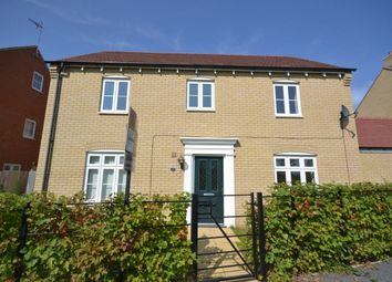 Thumbnail 4 bed detached house to rent in Peachey Walk, Stansted, Essex