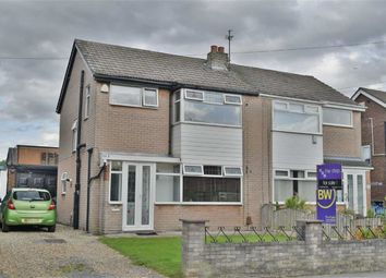 Thumbnail 3 bed semi-detached house for sale in Hertford Drive, Tyldesley, Manchester